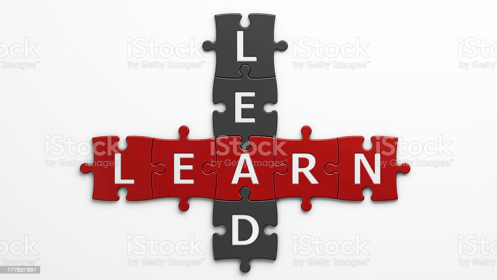 concept learn stock photo