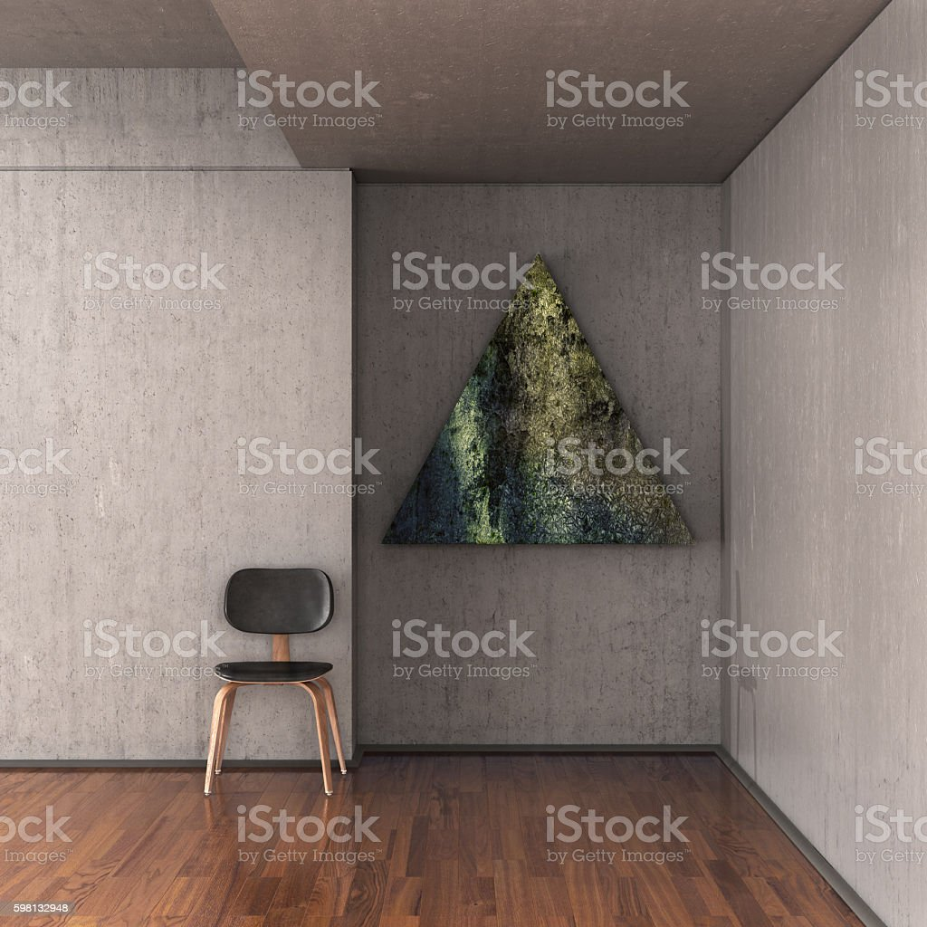 concept of art and business. stock photo