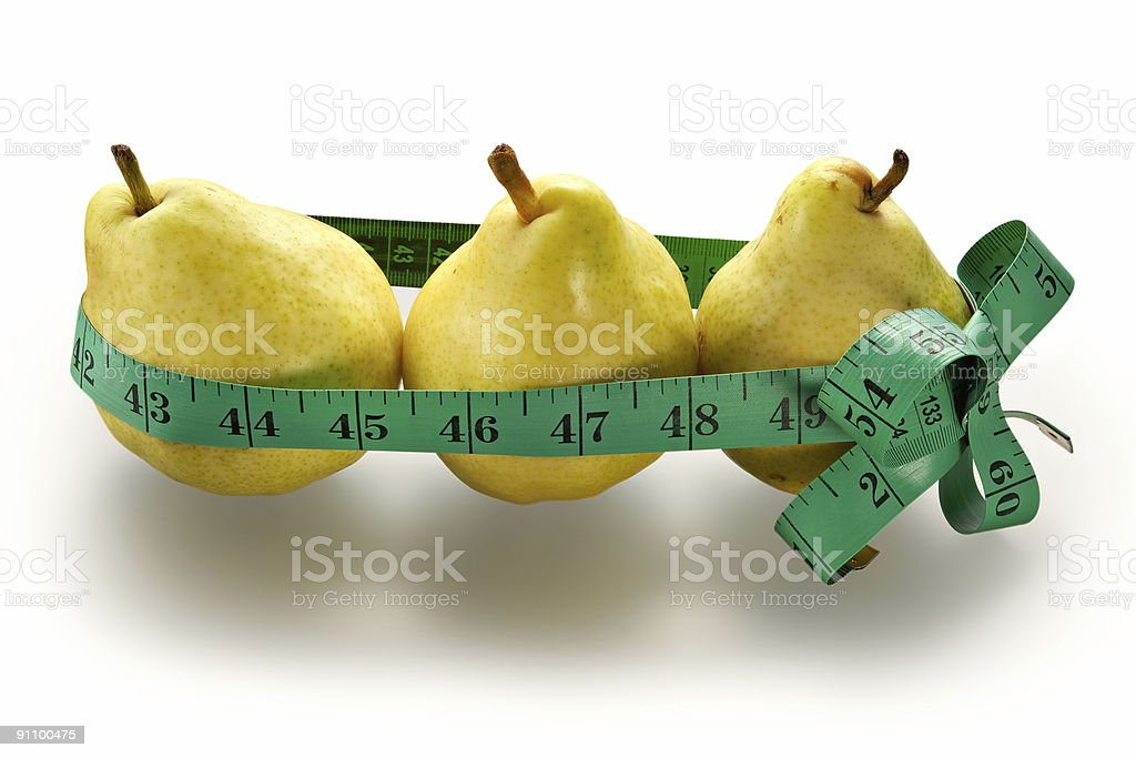 Concept of balanced feed stock photo