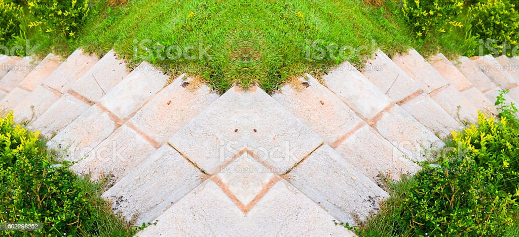 concept of choice. crossroads spliting in two ways stock photo