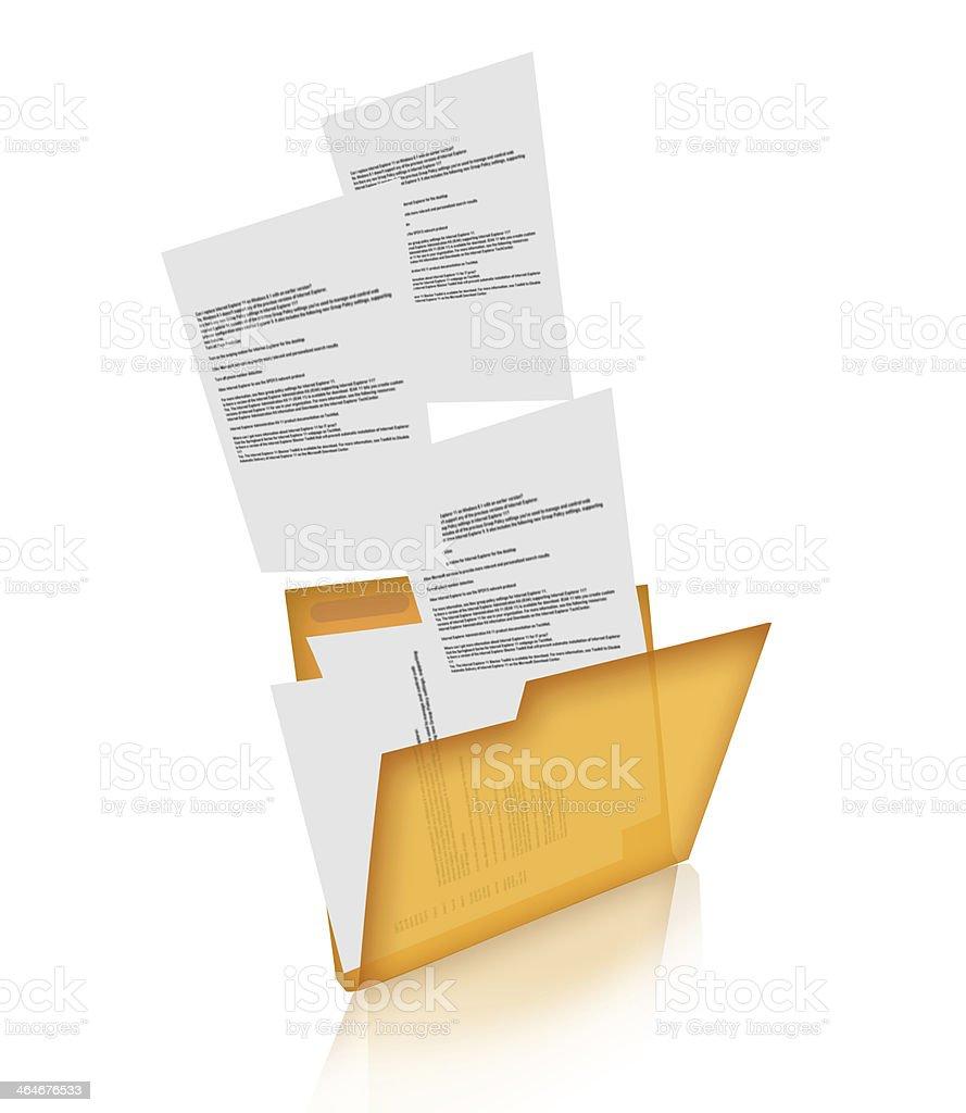 Concept of data transferring. stock photo