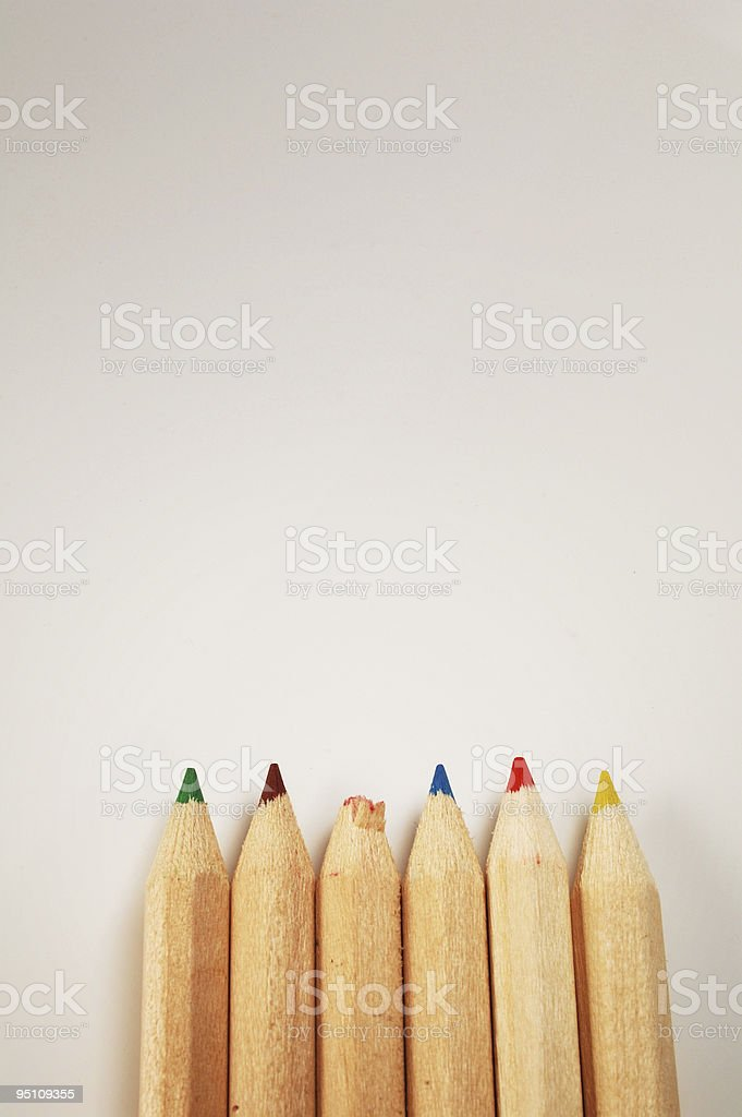 Concept of difference stock photo