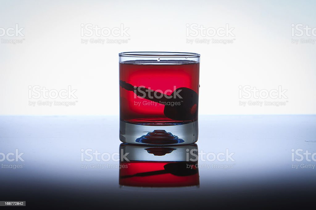 Concept of Drinking and Driving, car keys stock photo