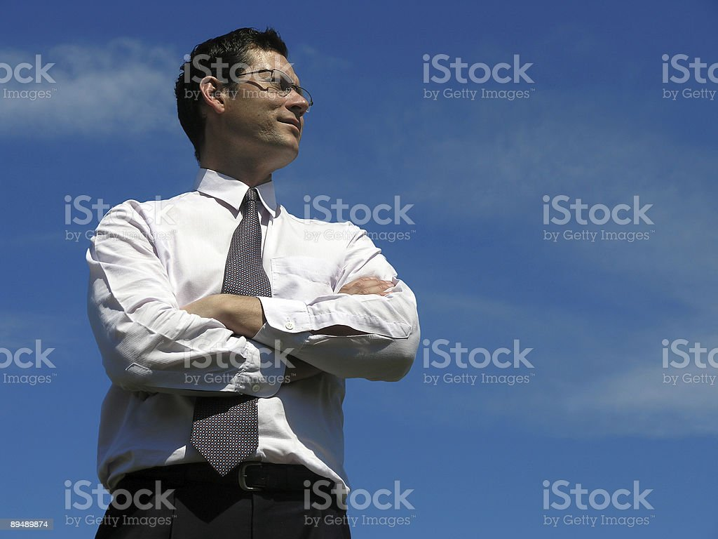 Concept of Leadership #1 stock photo