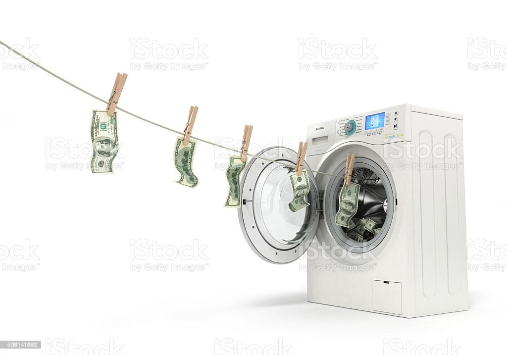 concept of money stock photo