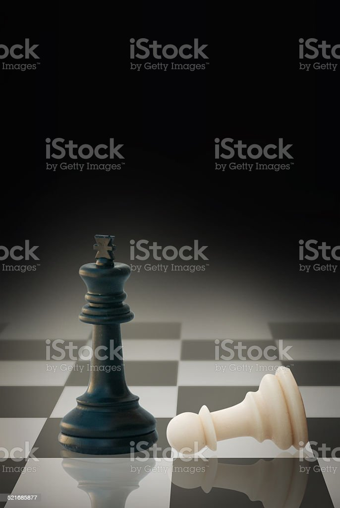 Concept of Strategy stock photo