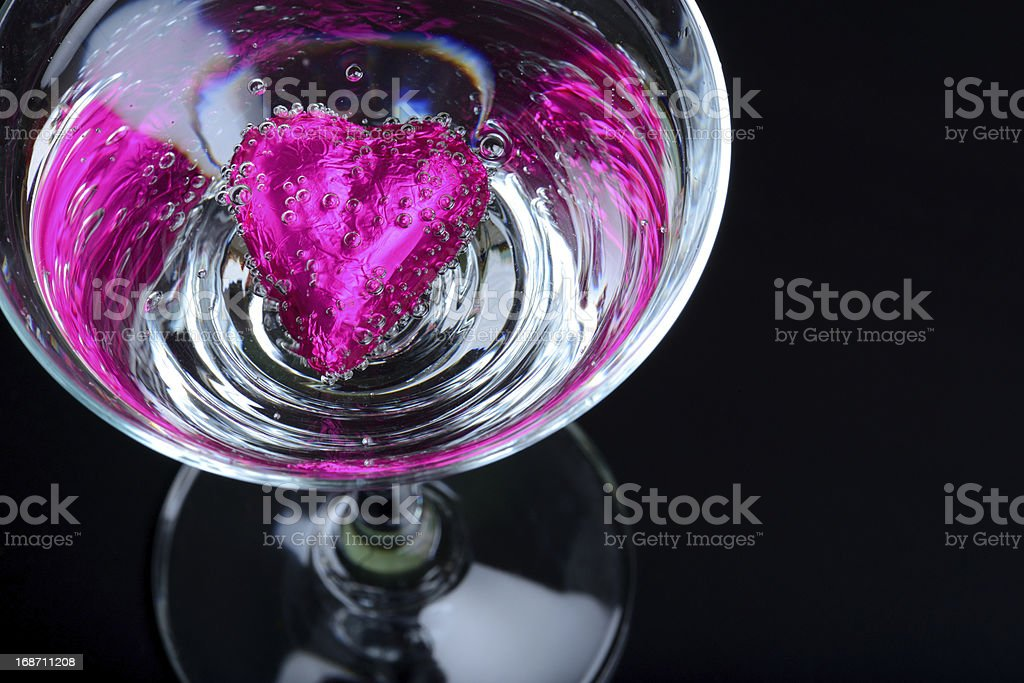 concept of Valentines Day. royalty-free stock photo