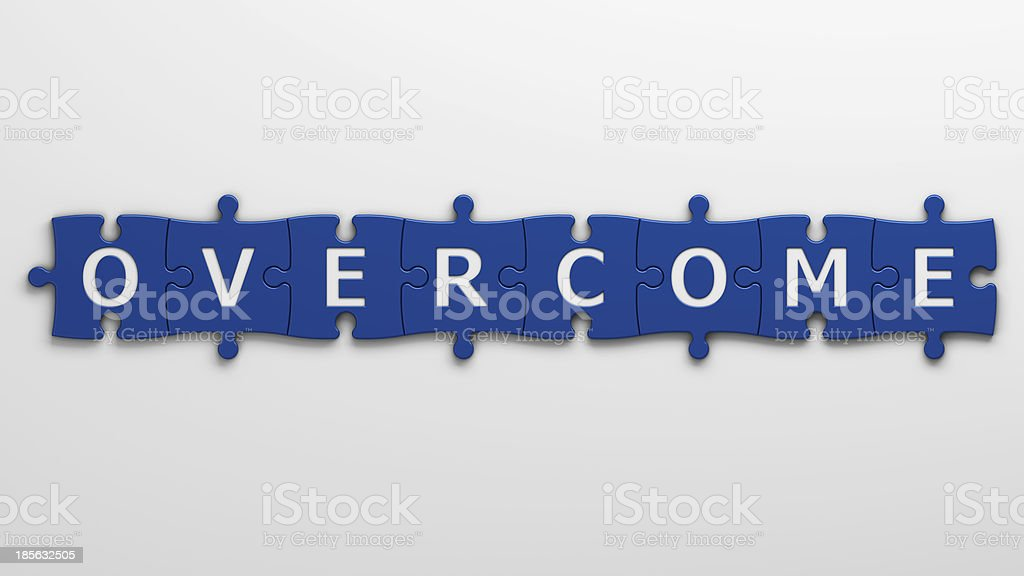 concept overcome royalty-free stock photo