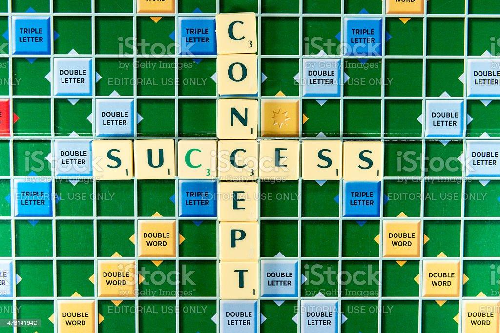 concept success stock photo