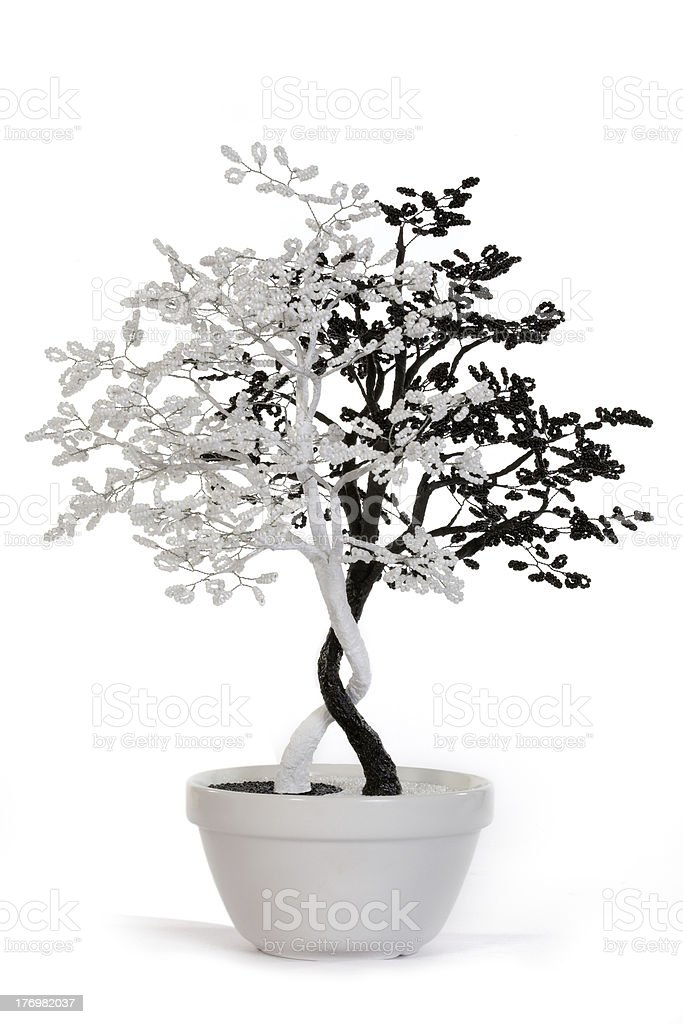Concept the Feng shui stock photo