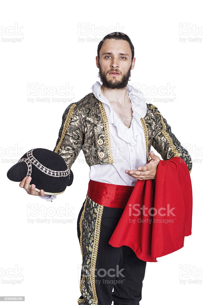 Concept 'Welcome to Spain' stock photo