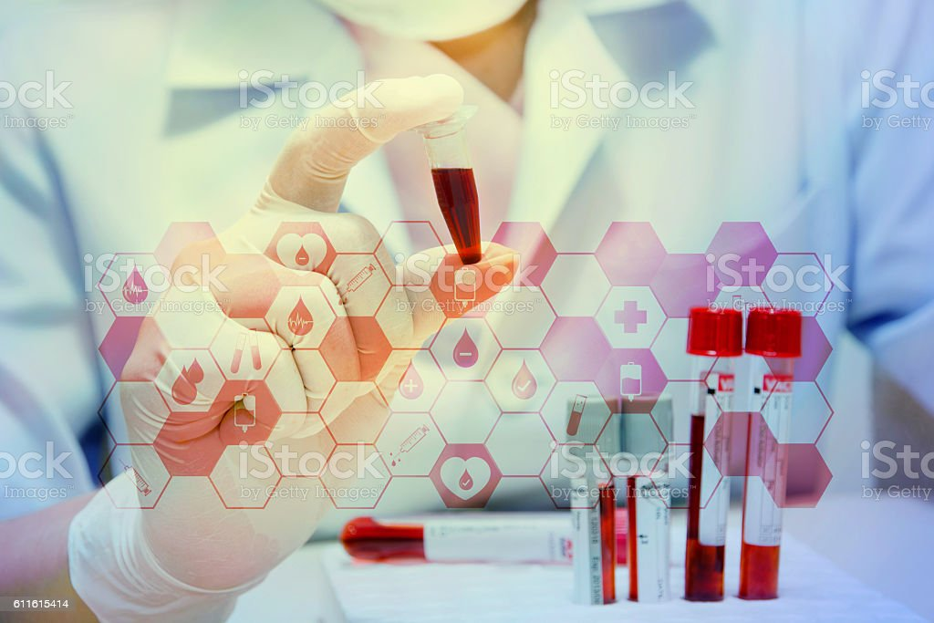 concepts in Chemistry stock photo
