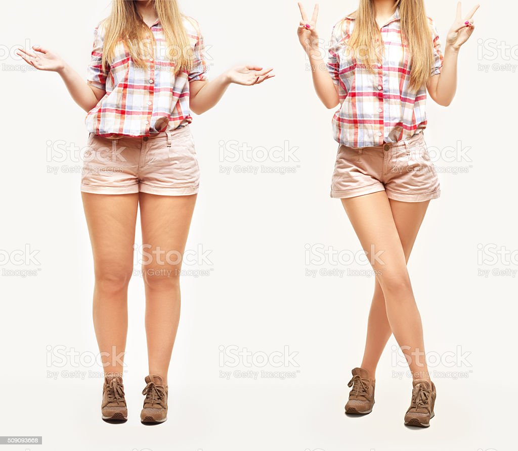 Concept-weight loss stock photo
