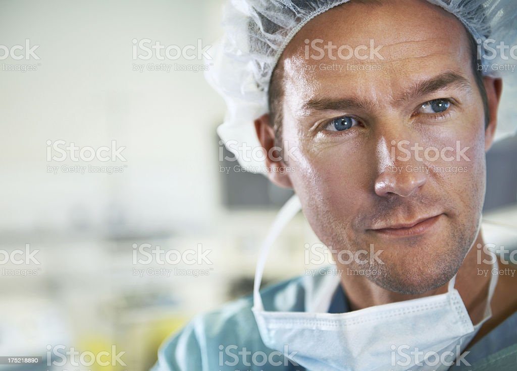 Concerned about your wellbeing stock photo