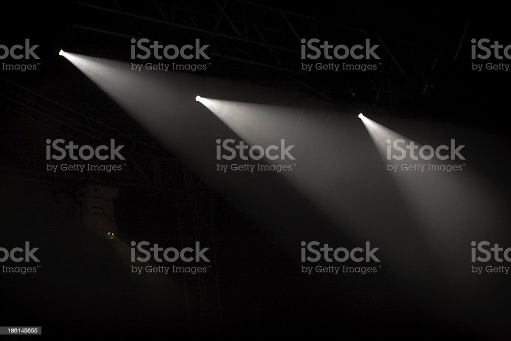 concert light show royalty-free stock photo