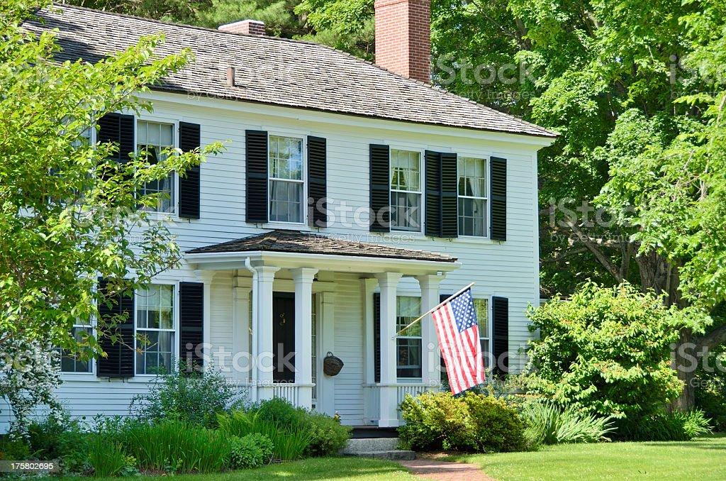 Concord, Massachusetts stock photo
