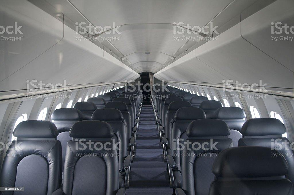 Concorde Seating stock photo