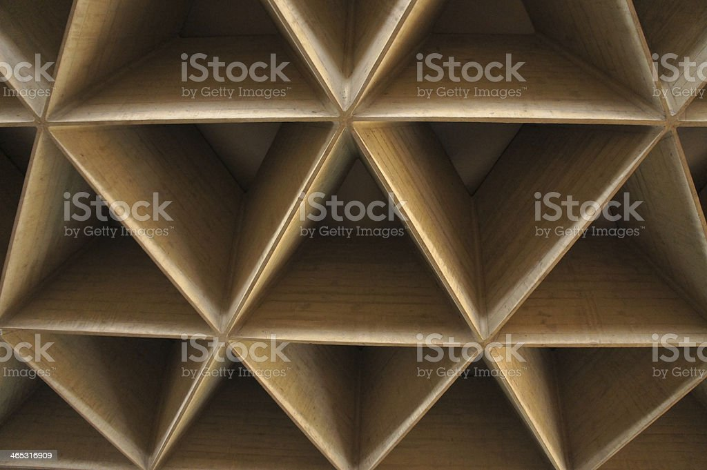 Concret royalty-free stock photo