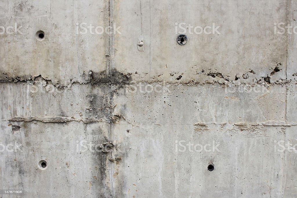 concrete block stock photo