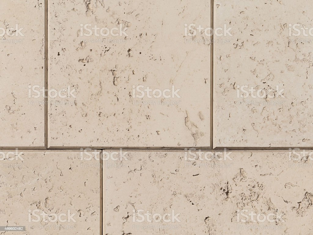 concrete blocks similar to Sandstone stock photo