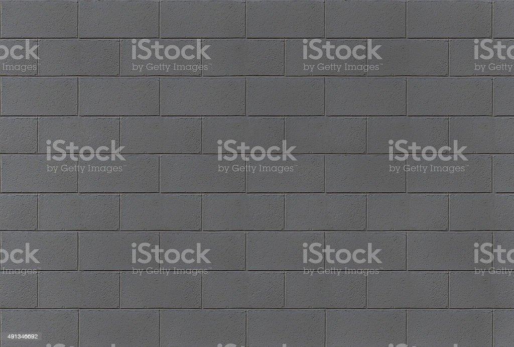 Concrete Brick Wall Dark Texture stock photo