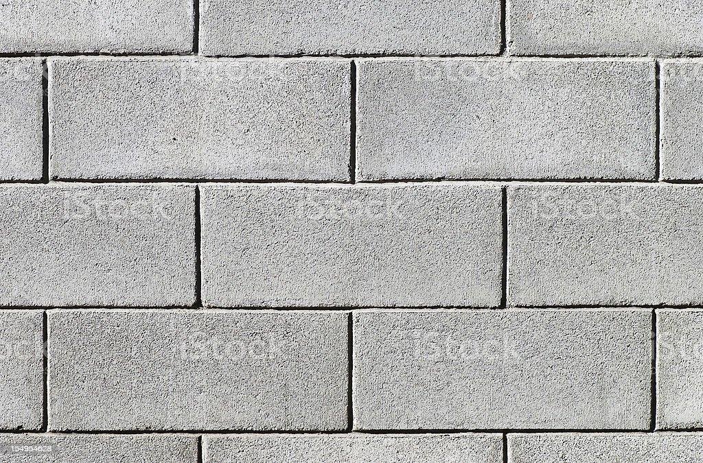 Concrete brick wall texture royalty-free stock photo