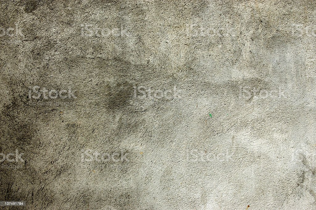 Concrete Grunge royalty-free stock photo