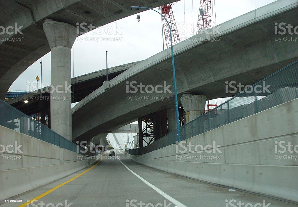 Concrete Jungle royalty-free stock photo
