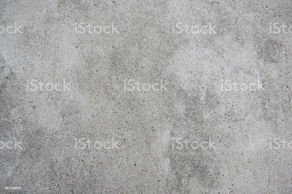 Concrete Patio Fill stock photo