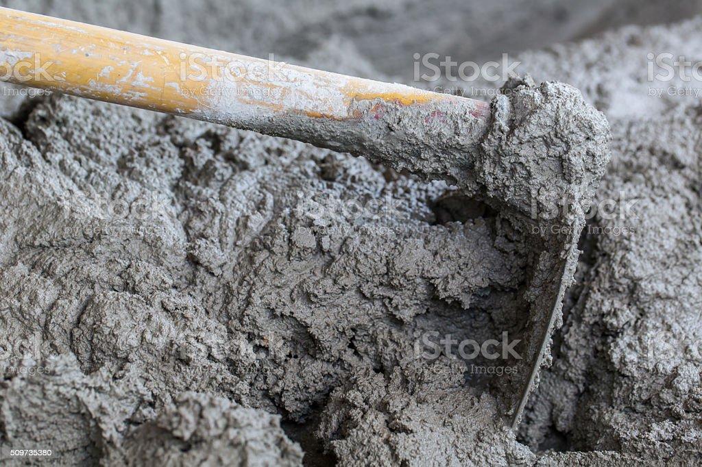 Concrete. stock photo