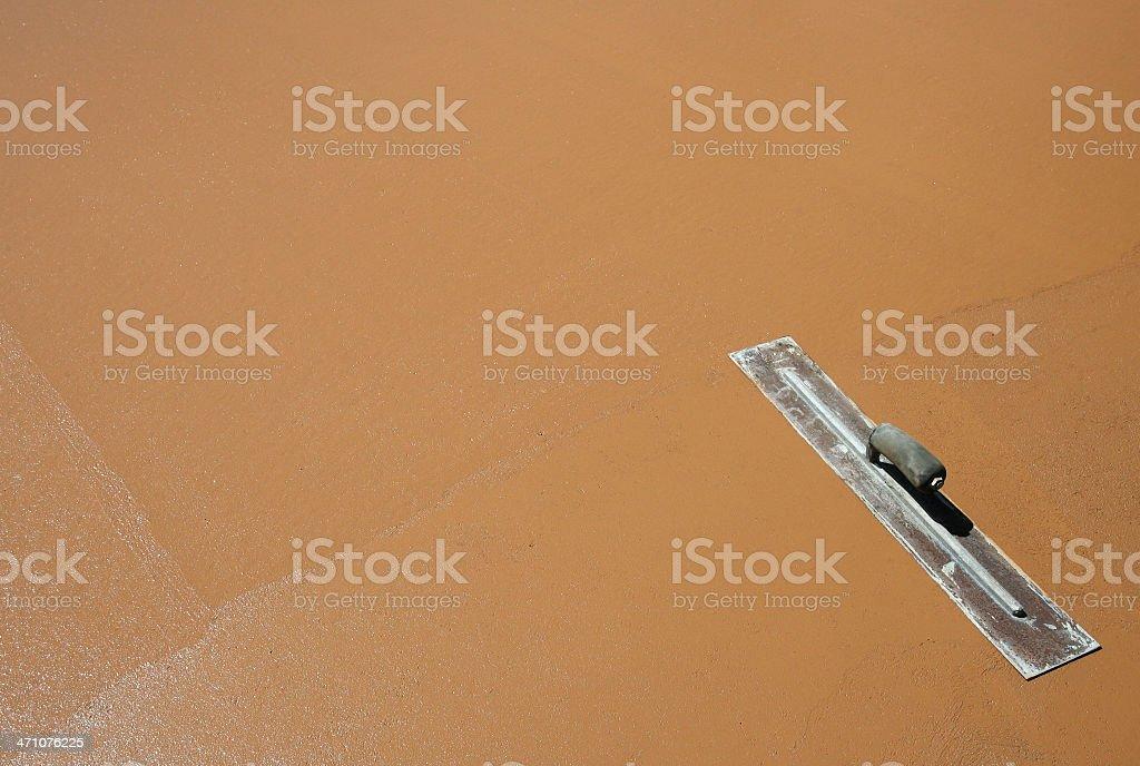 Concrete Series royalty-free stock photo
