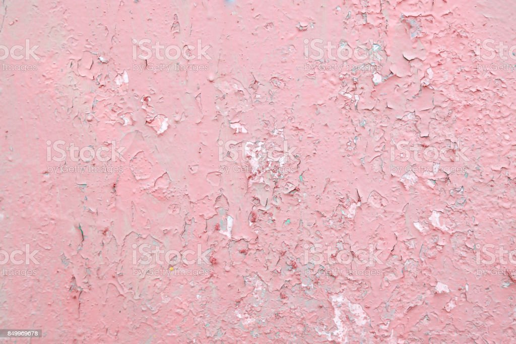 concrete surface is painted stock photo
