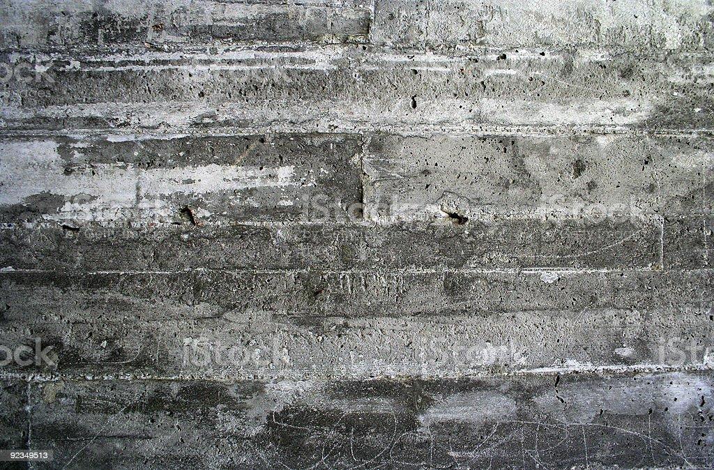 Concrete texture royalty-free stock photo