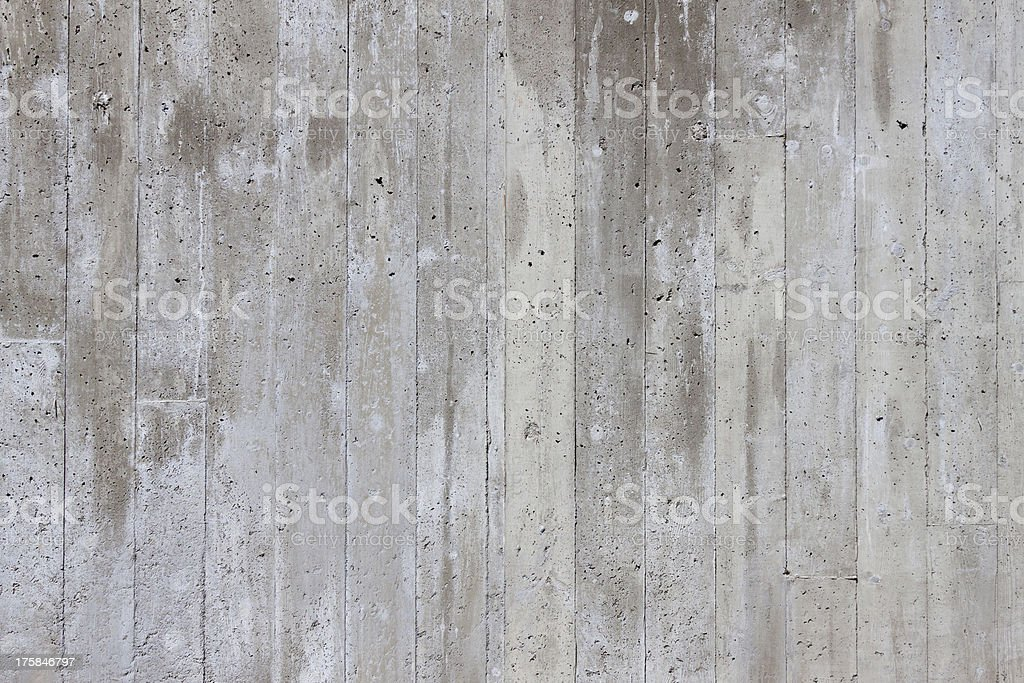 concrete wall background of a building royalty-free stock photo