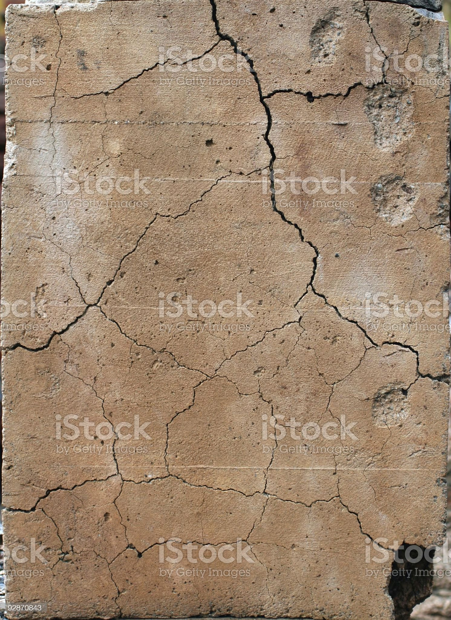 Concrete wall background. royalty-free stock photo