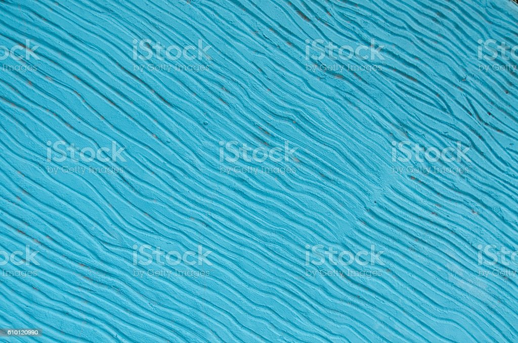 Concrete wall blue oblique stock photo