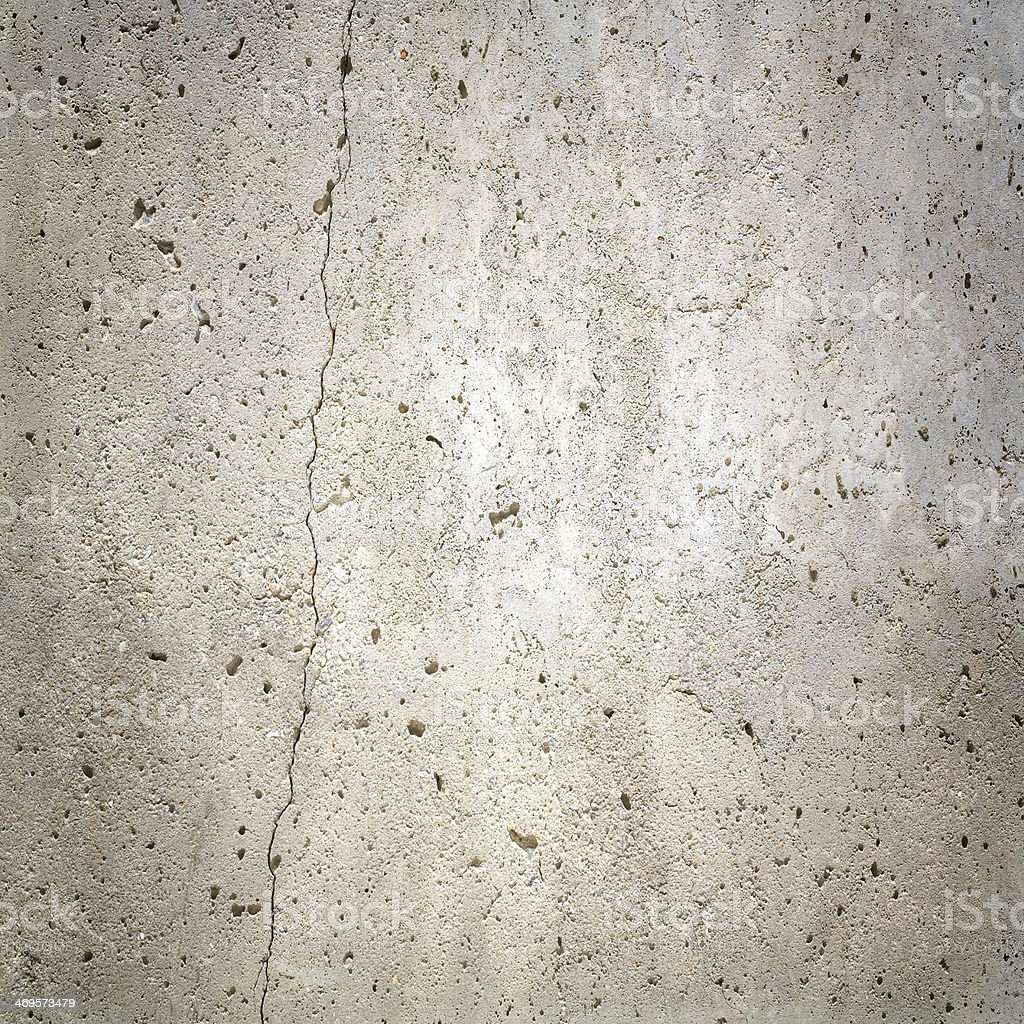 Concrete wall for background royalty-free stock photo