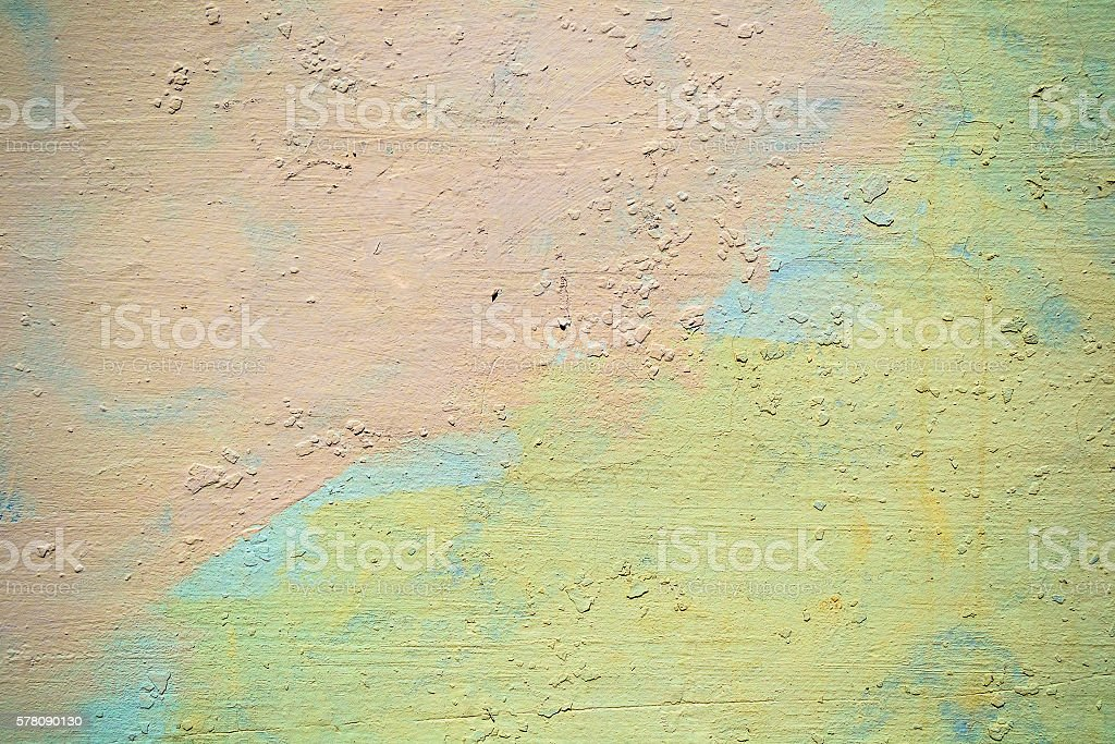 Concrete wall painted texture stock photo