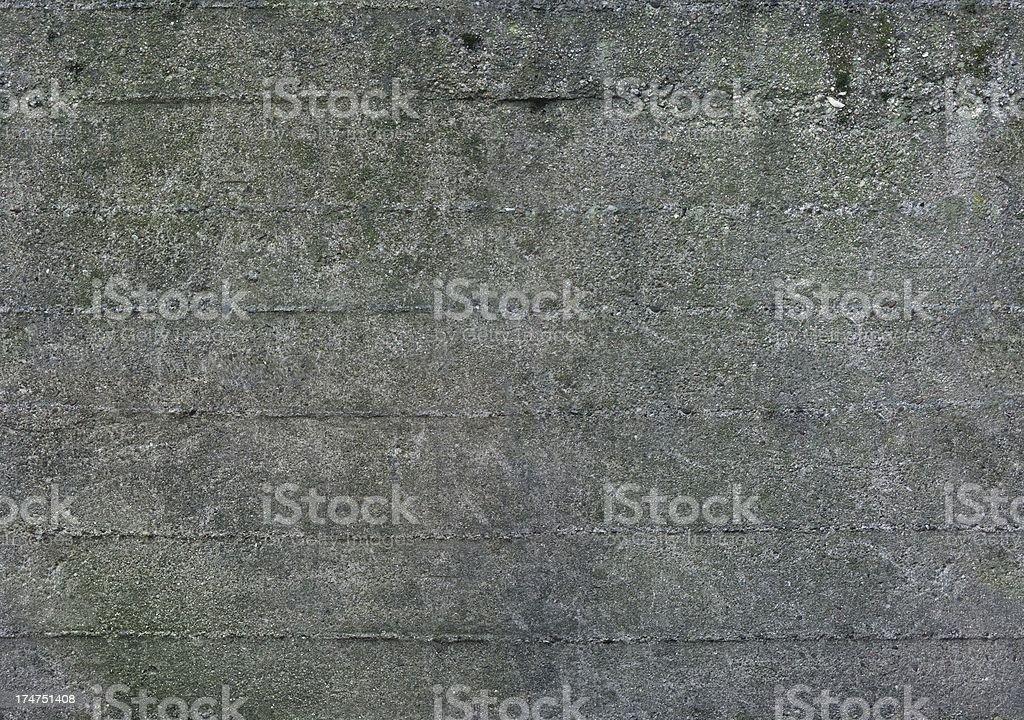 Concrete Wall (seamless) royalty-free stock photo
