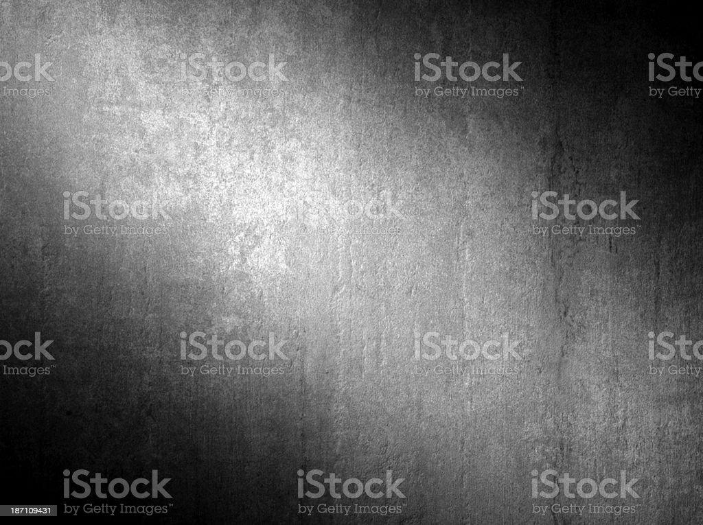B&W Concrete Wall stock photo