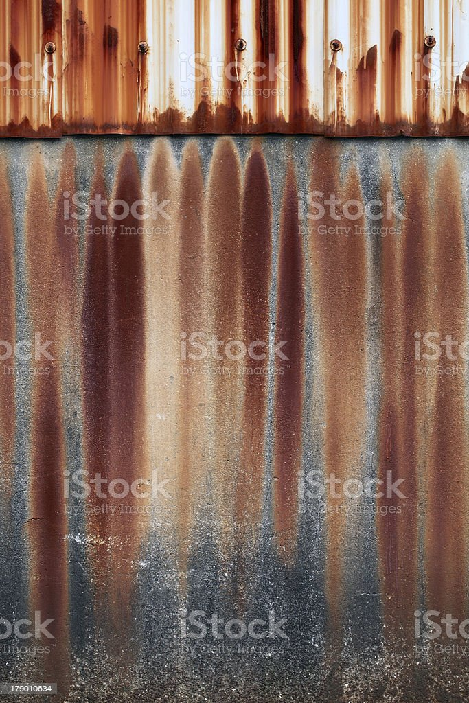 concrete wall surface royalty-free stock photo