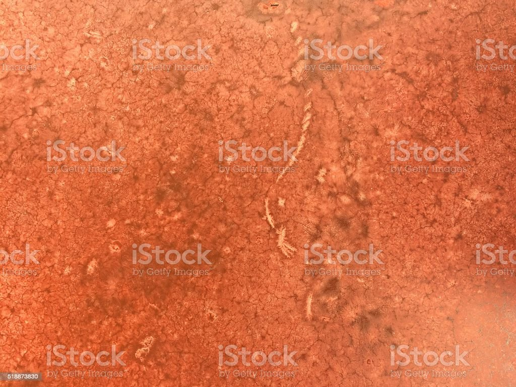 concrete walls stock photo