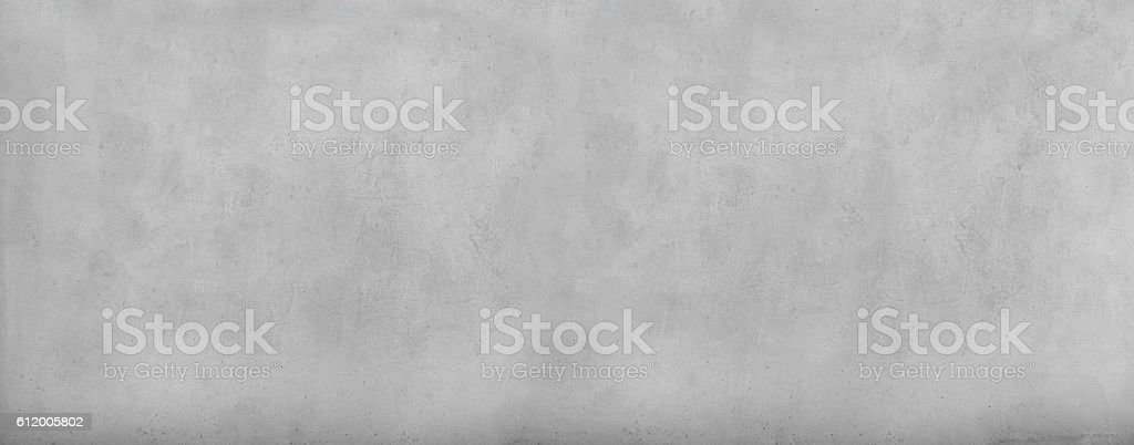 Concrete wide texture stock photo