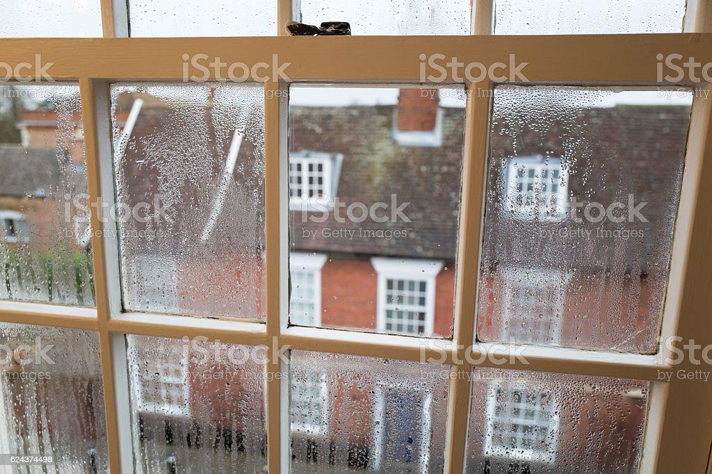 Condensation. stock photo