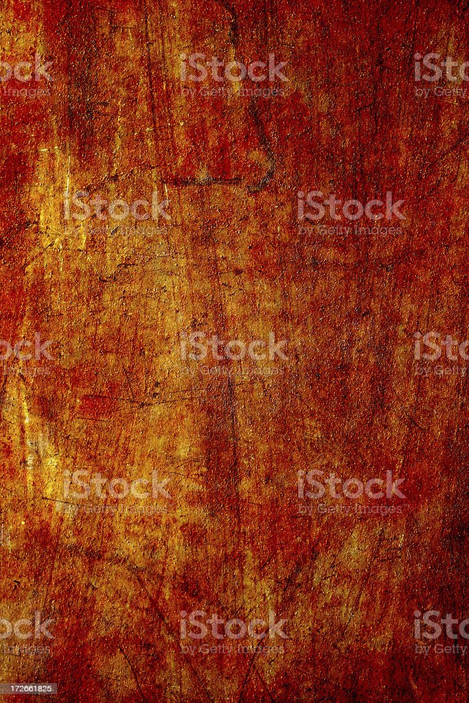 condition terminal: rust royalty-free stock photo