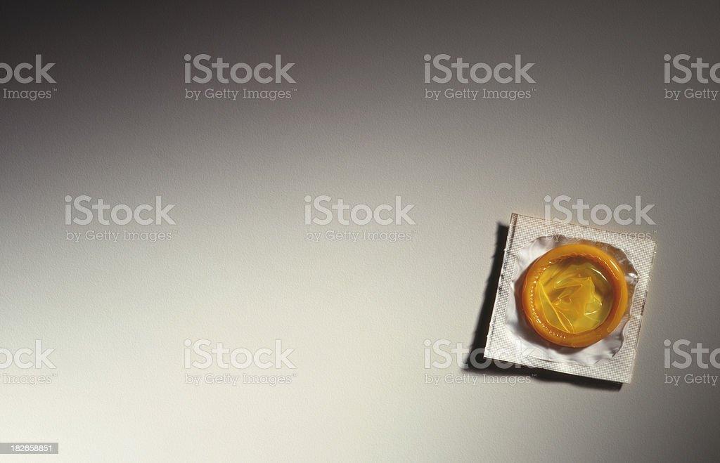 Condom royalty-free stock photo