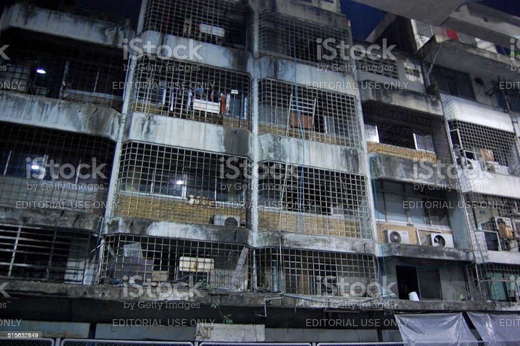 Condominiums, Bangkok - Thailand stock photo