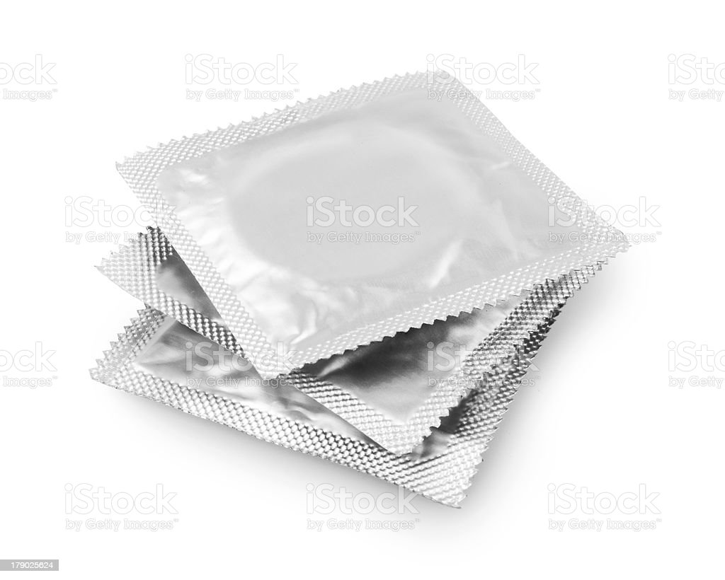 Condoms royalty-free stock photo