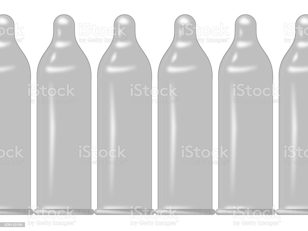 Condoms stock photo
