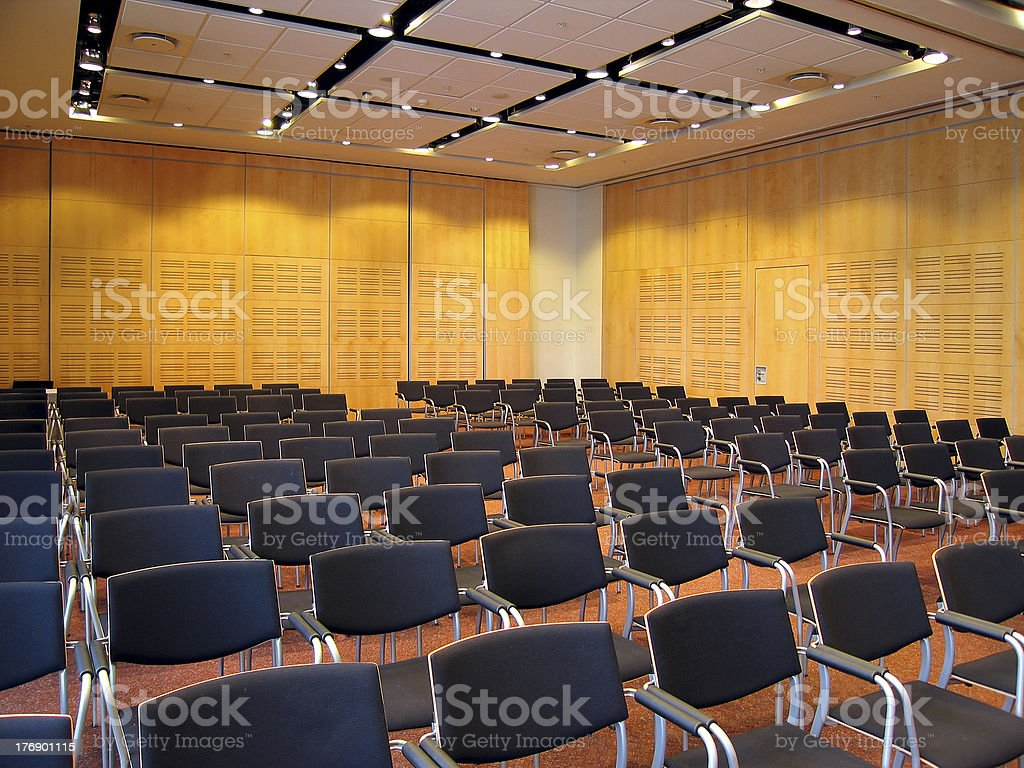 Conference 3 royalty-free stock photo